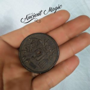 Ancient Coin Amulet