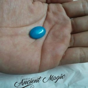 "Magic Stone ""Blue Pearl"""