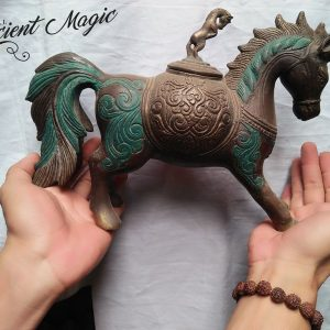 "Magickal Artifacts ""Palace Horses"""