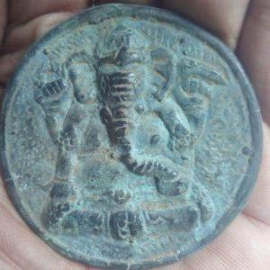 Ancient Ganesh Amulet