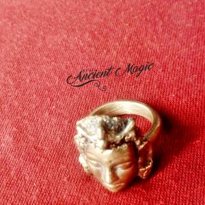 Gendruwo's amulet ring