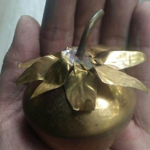 "Magickal Oil ""Golden Apple"""