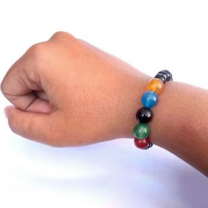 Five Color Bracelets