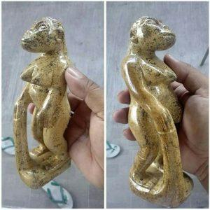 The Monkey Kujang Statue