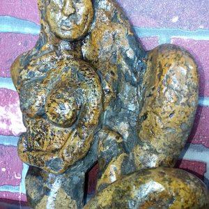 Fossil Of Goddess Sanca