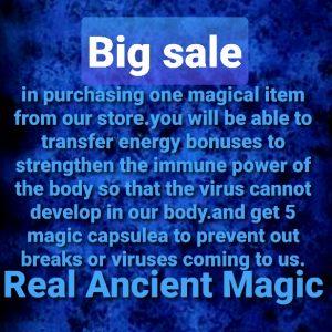 real ancient magic
