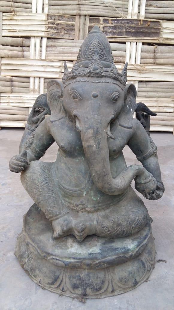 Ganesha's Golden Aura Artifack