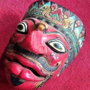 PL-1 religious mask