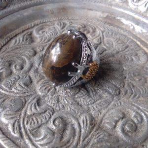 Puter Milled Mustika Stone