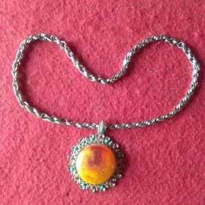 Dragon Solar Necklace